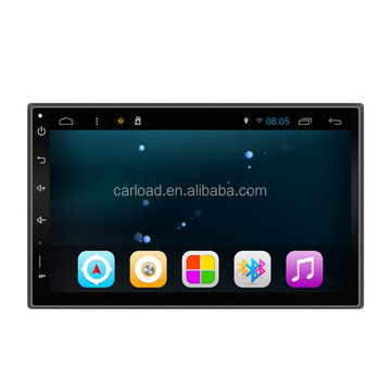 Android 6.0 7inch full touch universal car dvd player gps for universal