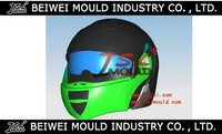 Injection Plastic motorcycle Helmet Mold