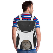 waterproof carrier dog backpack outdoor pet carrier soft dog crate medium