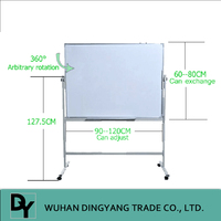 Movable Interactive Whiteboard Electronic Digital Whiteboard With Stand