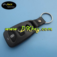 High quality 2+1 buttons remote control key for hyundai tucson key with 433mhz