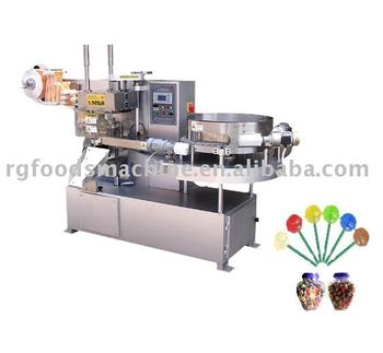 BBJ-II spherical lollipop packing machine,wrapping machine,candy machine,food machine