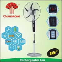 2016 rechargeable emergency new battery operated exhaust fan