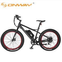 Classic Cheap Hot Sale 26'' Bafang 36V 500W Rear Motor Fat Tire Electric Bike For Snow Beach