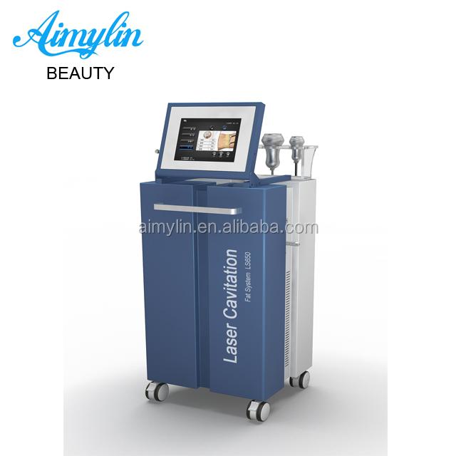 Cosmetic Vacuum cavitation laser machine with 5M RF treatment