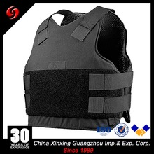 Concealed Advanded Nylon Professional High Quality Military Security Vest Bulletproof Body Armour