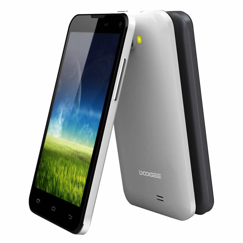 4.7 inch Doogee DG200 MTK6577 dual core android 4.2 OS