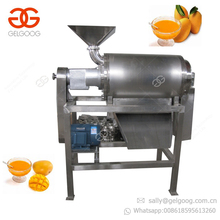 Commercial Making Fruit Banana Pulping Juicer Mango Juice Extractor Processing Mango Pulping Machine