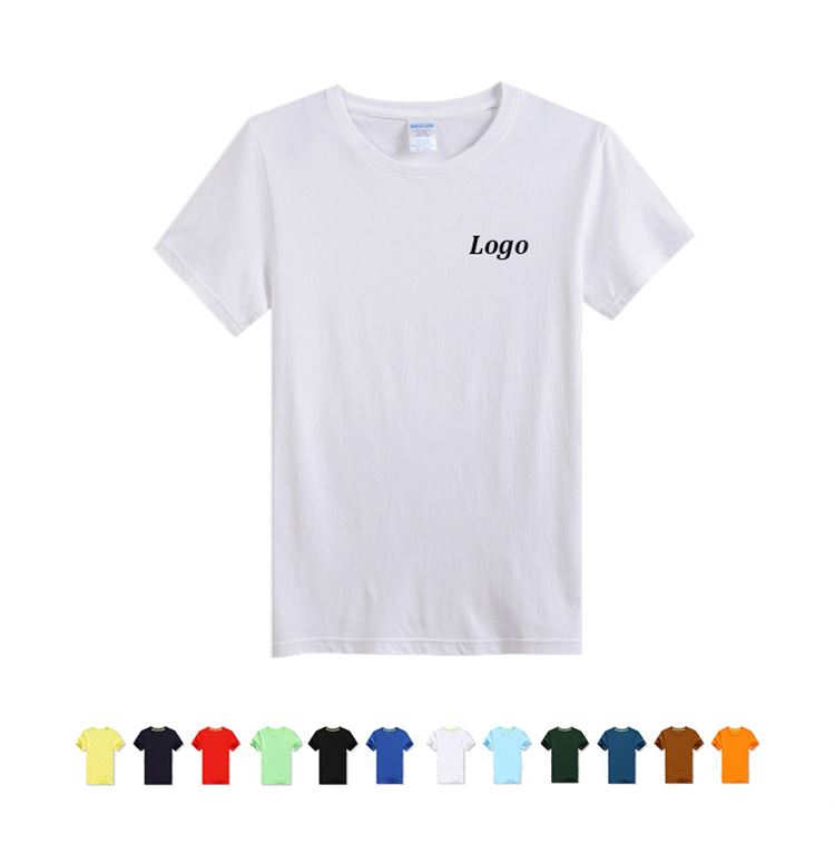Best seller different types functional 100% cotton T-shirt