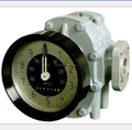 Russian type oval gear flow meter for low temperature