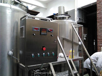 500L stainless steel beer making machine supplies from China