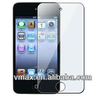 High quality diamond screen protector film for Apple ipod touch 4