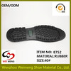 durable non slip antiskid vibram soles for hiking climbing shoes