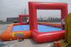 Best PVC inflatable soccer arena for sale 20m * 10m /2015 inflatable sports arena /inflatable soccer arena for sale