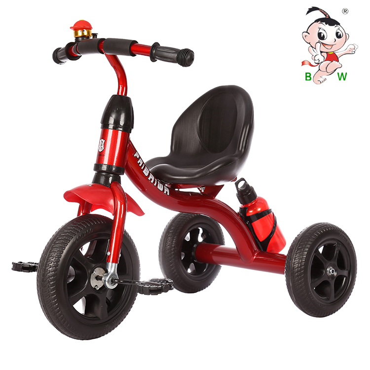 Attractive ride on car toys baby bicycle 3 wheels cheap kids tricycle for sale