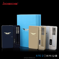 wholesale e cigarette women slim X-TC-2 ecig vaporizer pen