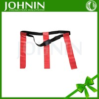 Waist decorative fan use cheering football flag belt