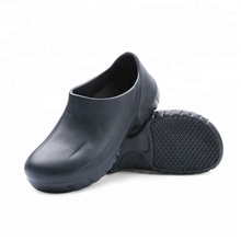 Anti slip professional chef shoes hotel chef clogs shoes