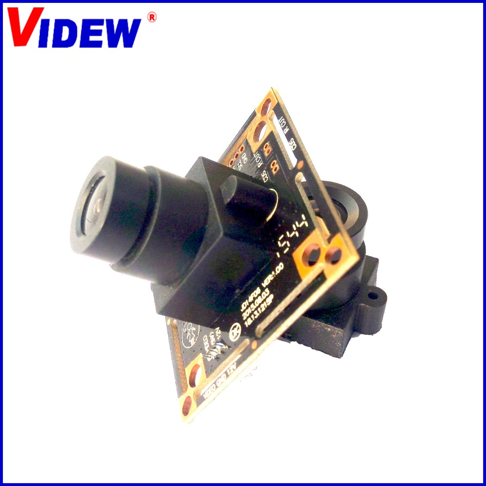 Video output pal system format mini camera without wire