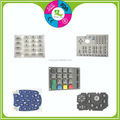 waterproof durable automotive control system silicone keypad