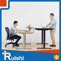 Ruishi brand office furniture adjustable height desk legs corner or angle