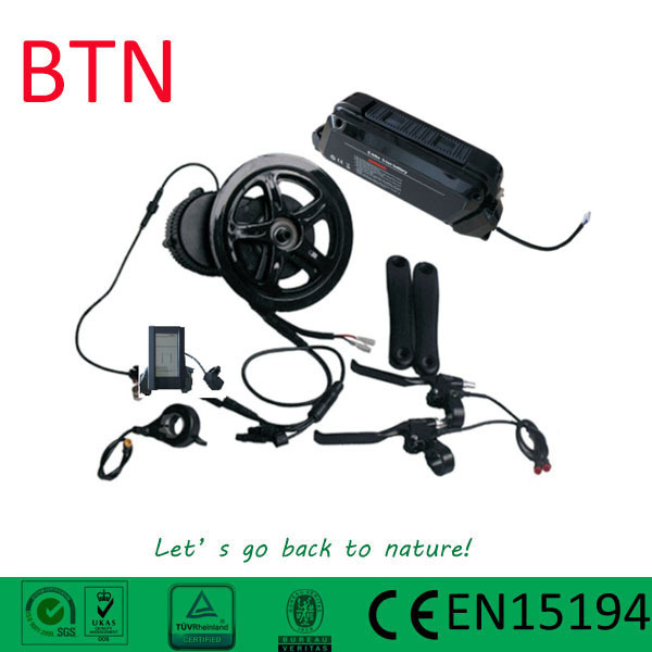 BTN S3-Excellent Bikes Electric Bicycles Bafang Mid Drive Motor Kits