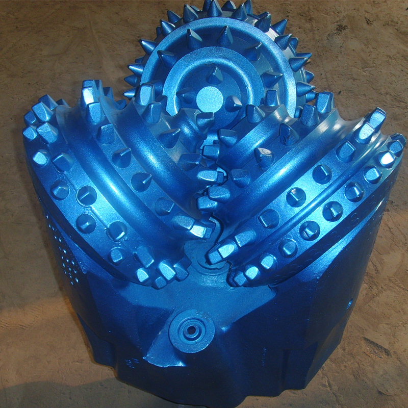 Drilling Rig With High Quality Carbide Drilling Tool Tricone Bit