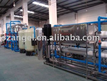 25000LPH Single Pass RO Water Treatment Machine