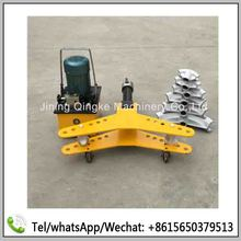 Split type pipe bender 4 inch tube hydraulic bending machine