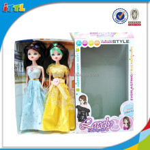 China wholesale lovely barbie dolls with accessories dress-up china real doll