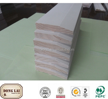Silicone mdf Resin small wood mouldings