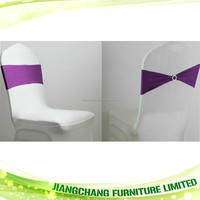 Chiavari Chair Purple Chair Sashes JC-CS07
