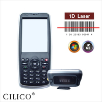 industrial smart barcode scanner with display wifi blue tooth from China PDA manufacture