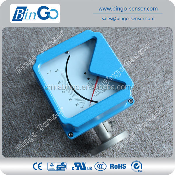 DN15-150mm High quality, high pressure rota flow meter for industrial applications