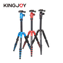 Digital art projector tripod with anodized finish head K009B+V00