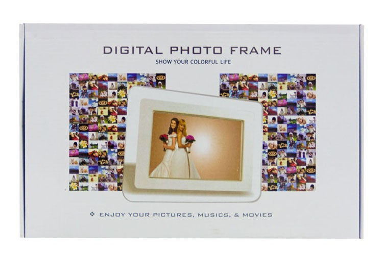 21.5 inch full hd 1080p digital photo frame photo/ video loop for advertising