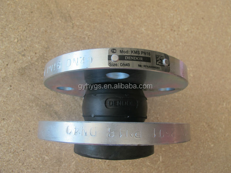 Hua Yuan Rubber Joint Fitting