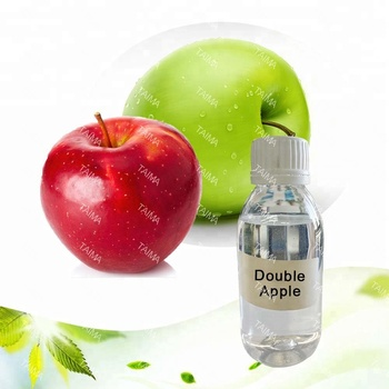 high quality Double Apple Flavor Highly Concentration - All For Your Favorite Liquid Fruit Flavors Vape Liquid