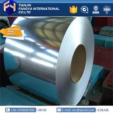 Tianjin Anxintongda ! prime prepainted galvalume steel coil galvanized coil z180 with great price