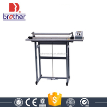 Brother Packing Machinery Pedal impulse heat sealer Plastic bag sealing machine FRT-400T