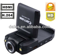 2013 Hot sales 2inch LCD Screen Carcam Full HD 1080p Car DVR Car camera video recorder
