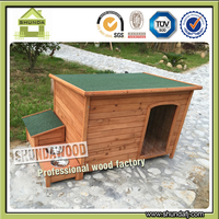 SDD0603 Hot Sale Wooden Dog House Furniture