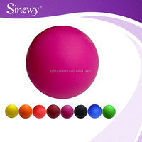 2015 New Products Rubber Lacrosse Ball