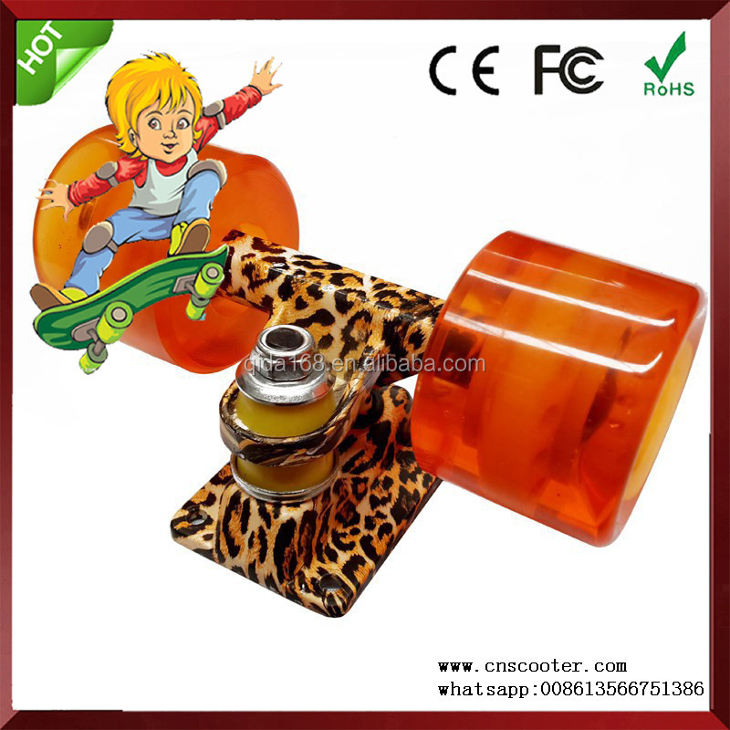 hot sale 3 inch custom longboard trucks