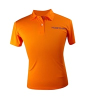 Modern leaders of the orange polo men's wear short-sleeved t shirt--PASSION-CARD