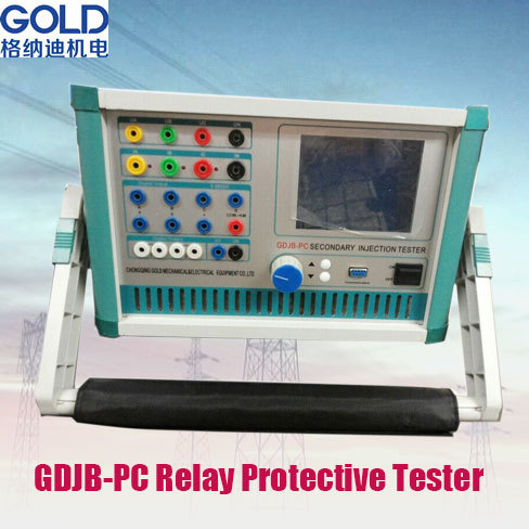 GDJB-PC universal three phase relay protection tester