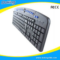 Wholesale new mini multimedia computer keyboard type