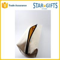 China Suppliers Wholesale Eco Friendly Canvas Zipper Pencil Bag