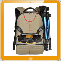 Professional canvas camera bag backpack for SLR/DSLR camera