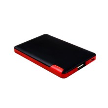 Universal Portable Mobile Charger Wholesale Ultra Slim Portable 2400mAh Credit Card Size Power Bank